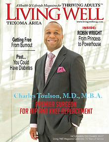 Texoma Living Well Magazine