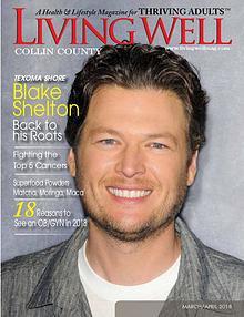 Collin County Living Well Magazine