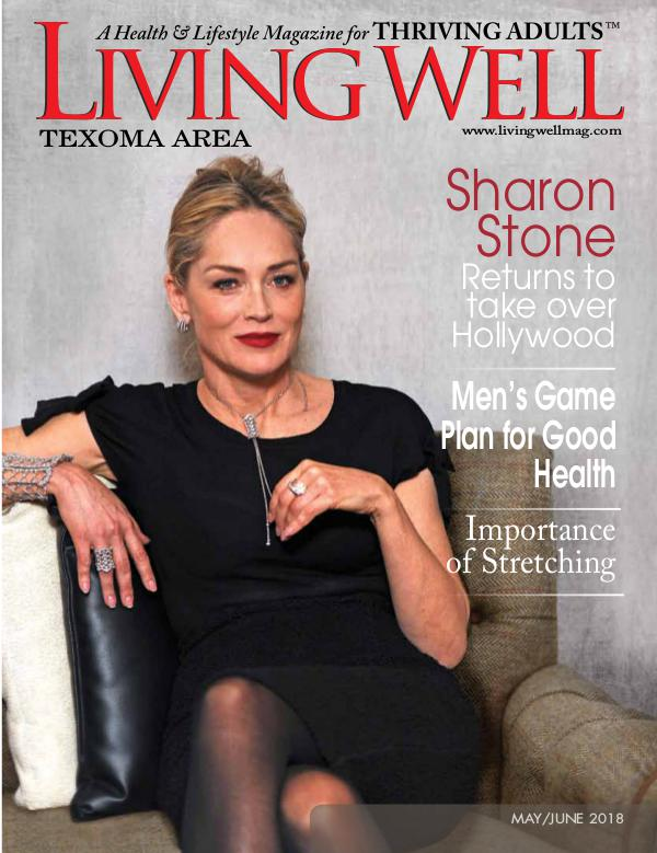 Texoma Living Well Magazine May/June 2018