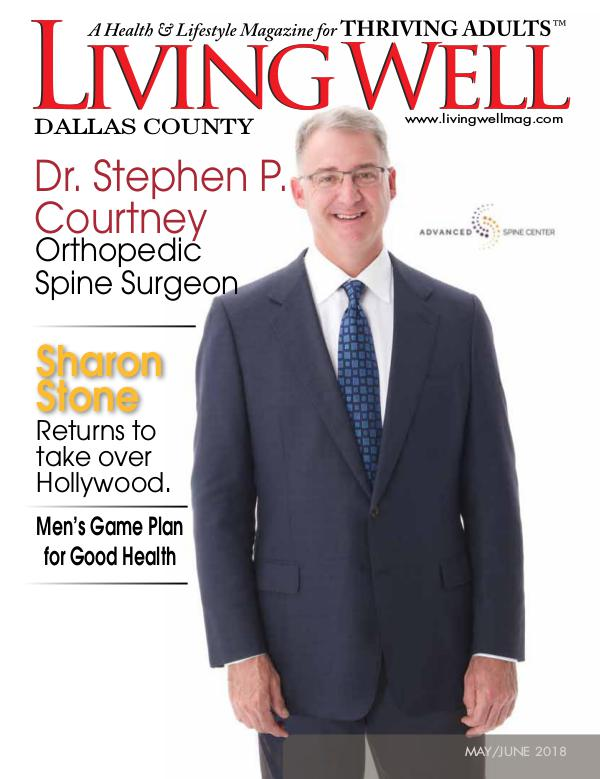 Dallas County Living Well Magazine May/June 2018