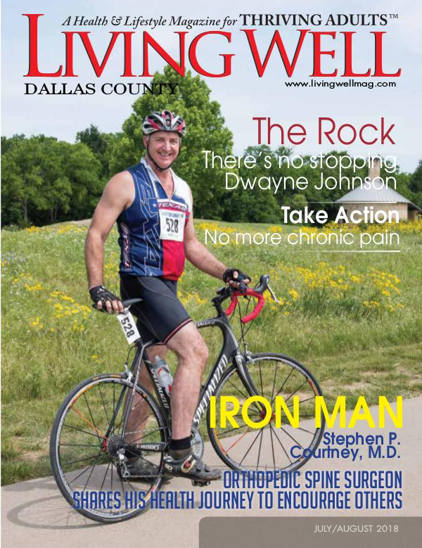 Dallas County Living Well Magazine July/August 2018