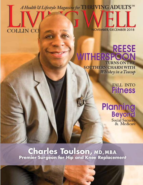 Collin County Living Well Magazine November/December 2018