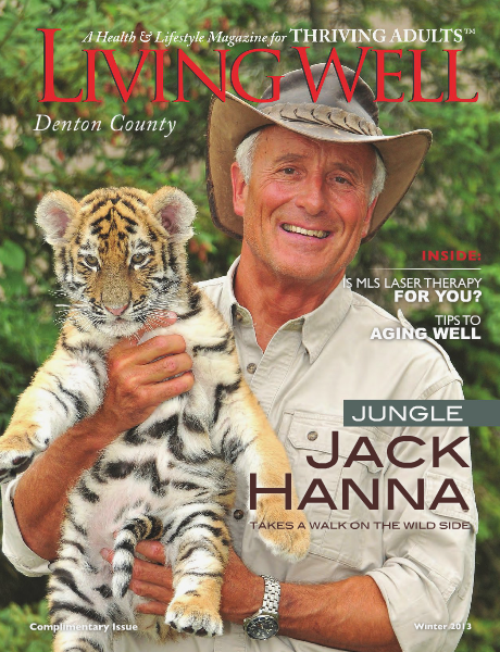 Denton County  Living Well Magazine Winter 2013