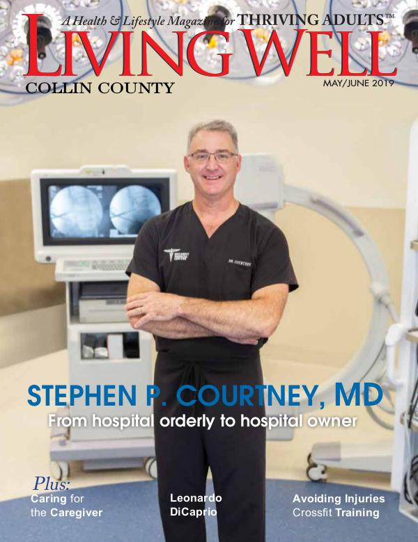 Collin County Living Well Magazine May/June 2019