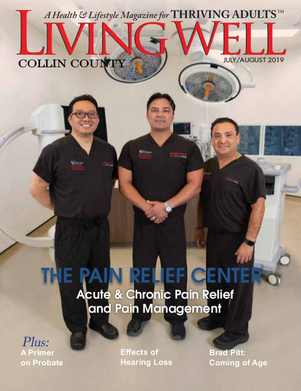 Collin County Living Well Magazine July/August 2019