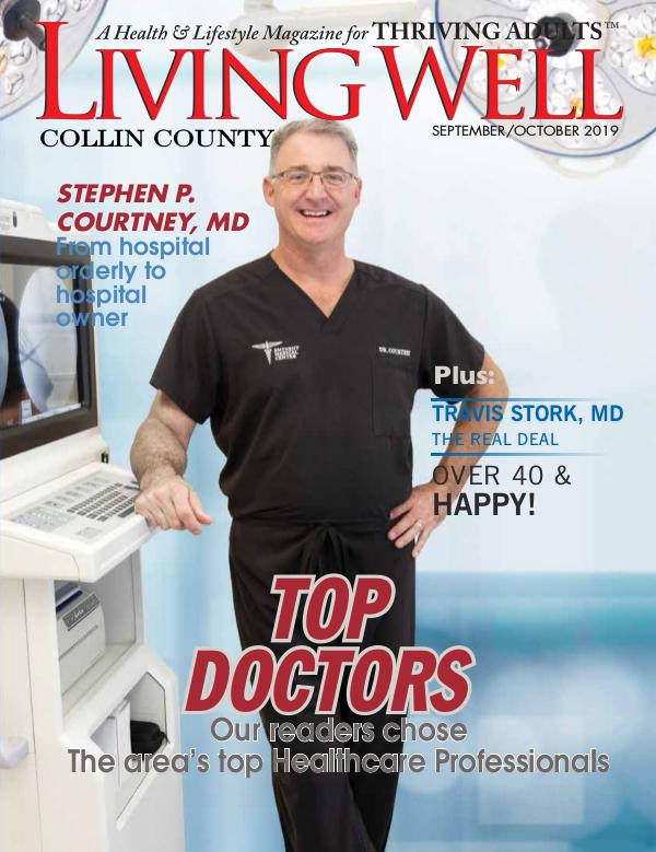 Collin County Living Well Magazine September/October 2019