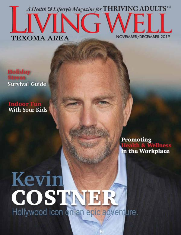 Texoma Living Well Magazine November/December 2019