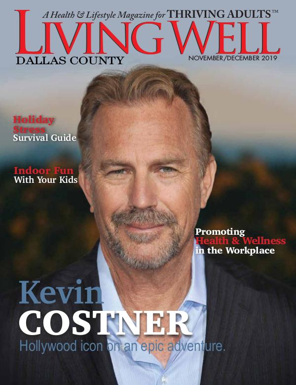 Dallas County Living Well Magazine November/December 2019