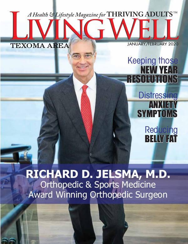 Texoma Living Well Magazine January/February 2020