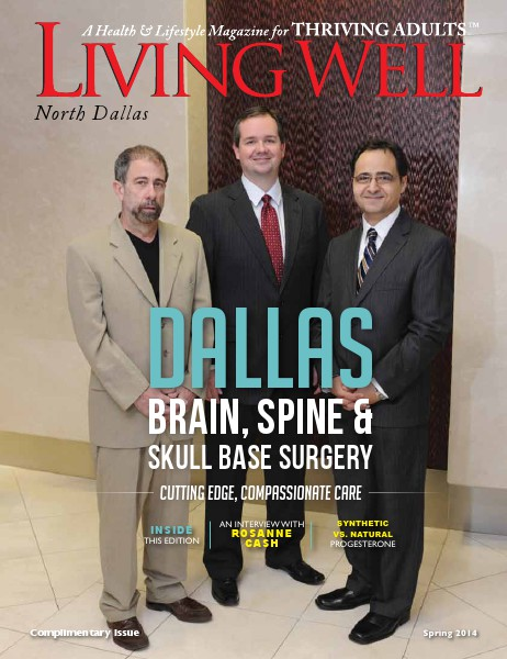 Dallas County Living Well Magazine Spring 2014