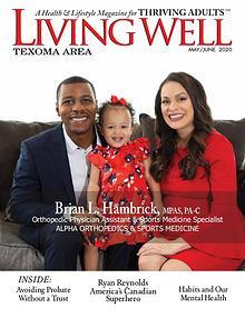 Texoma Area Living Well Magazine