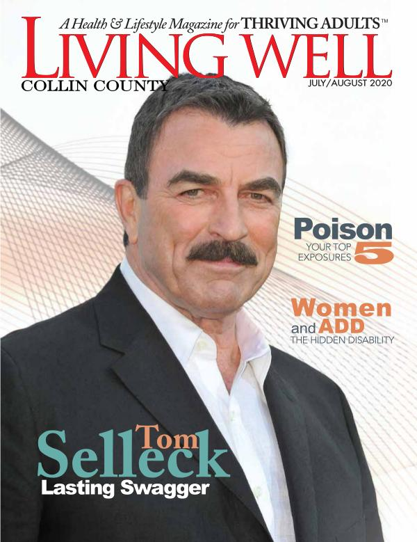 Collin County Living Well Magazine July/August 2020
