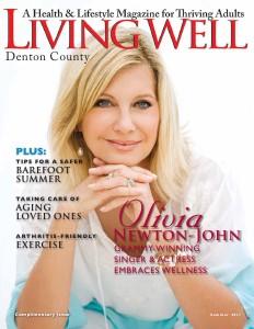 Denton County  Living Well Magazine Summer 2011