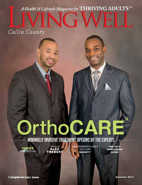 Collin County Living Well Magazine Summer 2014