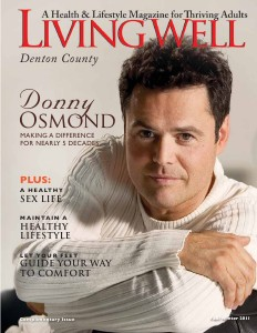 Denton County  Living Well Magazine Fall-Winter 2011