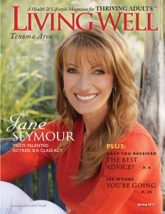 Texoma Living Well Magazine Spring 2012