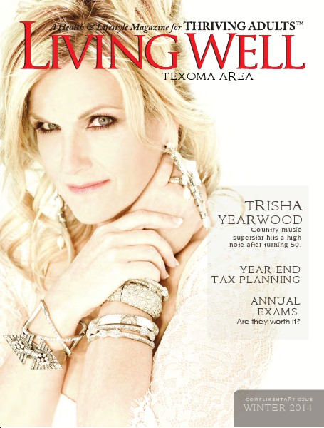 Texoma Living Well Magazine Winter 2014