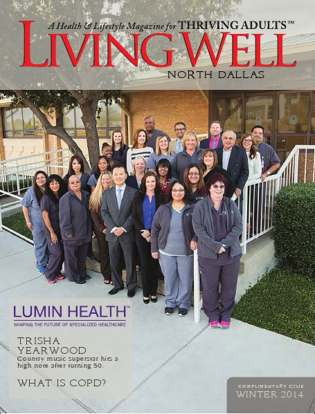 Dallas County Living Well Magazine Winter 2014