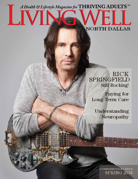 Dallas County Living Well Magazine Spring 2015