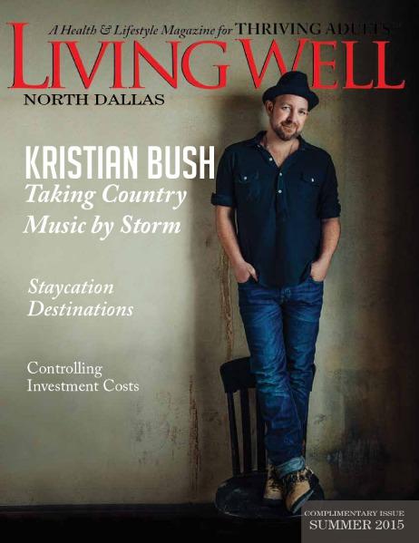 Dallas County Living Well Magazine Summer 2015