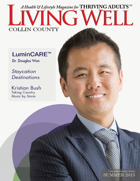 Collin County Living Well Magazine Summer 2015