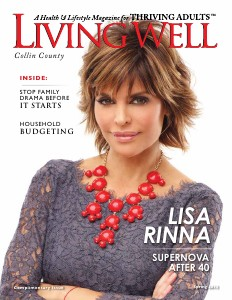 Collin County Living Well Magazine Spring 2013