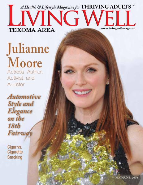 Texoma Living Well Magazine May/June 2016