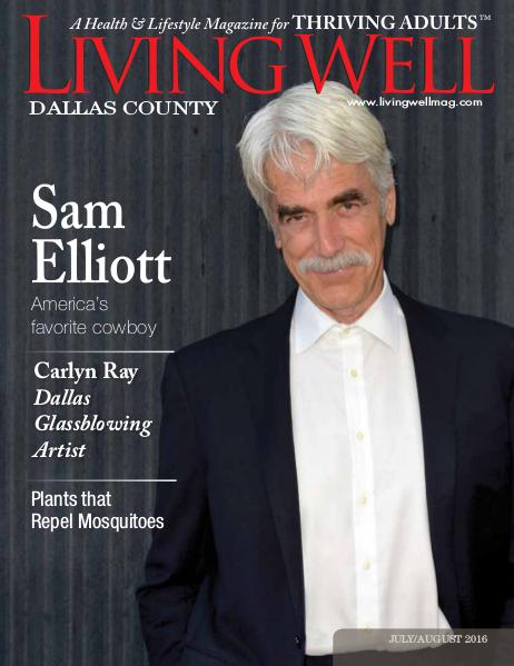 Dallas County Living Well Magazine July/August 2016