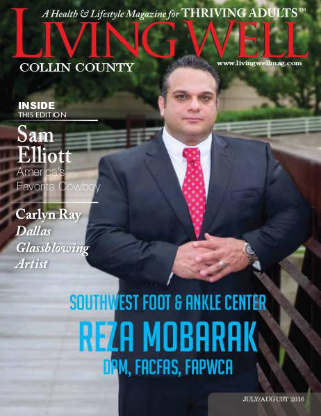 Collin County Living Well Magazine July/August 2016