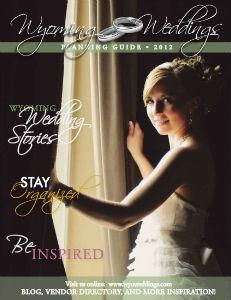 Wyoming Weddings Planner 2012
