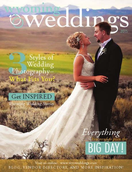 Wyoming Weddings 2015