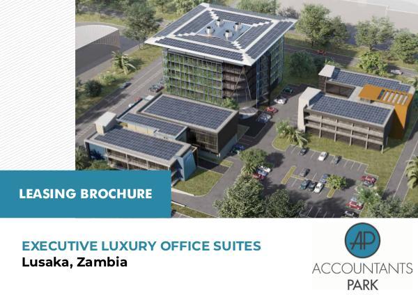 Zica Office Park, Lusaka, Zamb1a