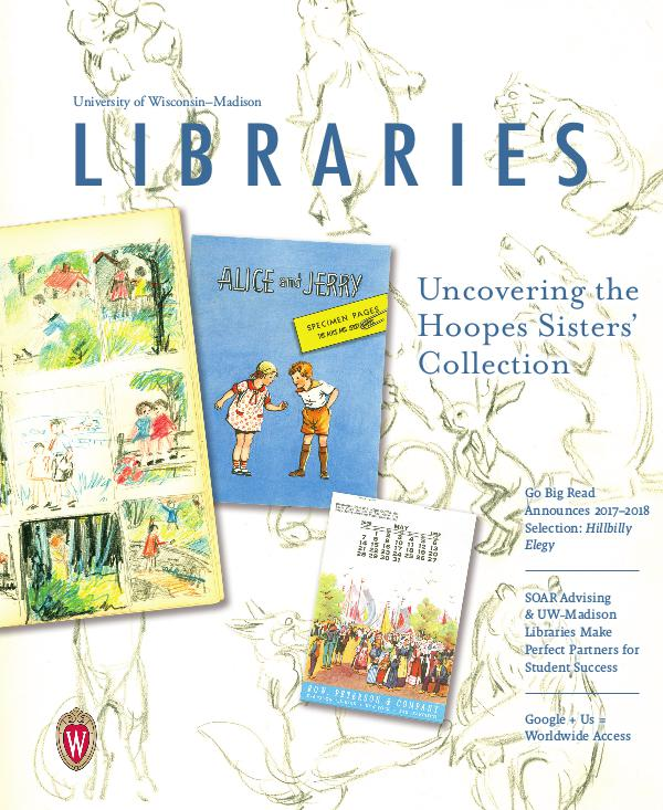 2017 Summer Libraries Magazine