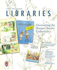 University of Wisconsin-Madison Libraries Magazine,  Fall 2015