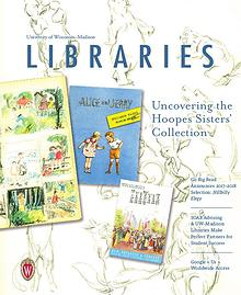 University of Wisconsin-Madison Libraries Magazine