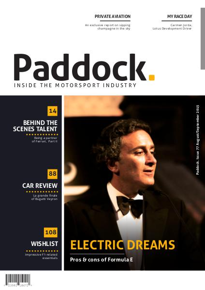 Paddock magazine August-September 2015 Issue 77