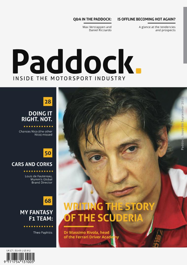 September 2016 Issue 86