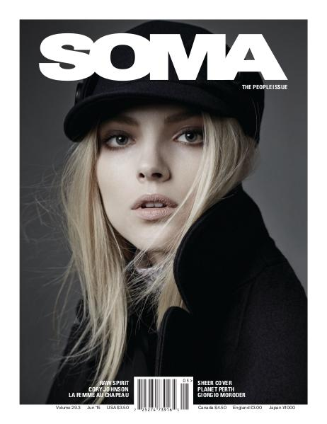 SOMA Magazine SOMA People Issue Jun 15