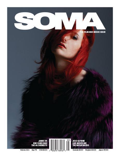 SOMA Magazine SOMA Film and Music Issue Aug 15
