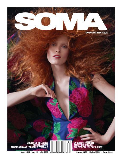 SOMA Spring Fashion Issue Apr 15