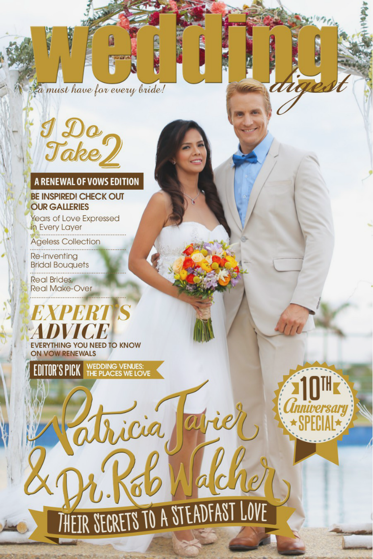 Wedding Digest Philippines The Renewal of Vows Edition