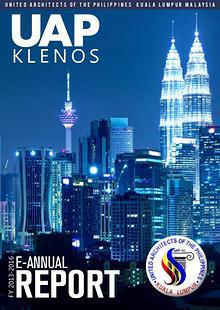 UAP Klenos E-Annual Report 2015-2016