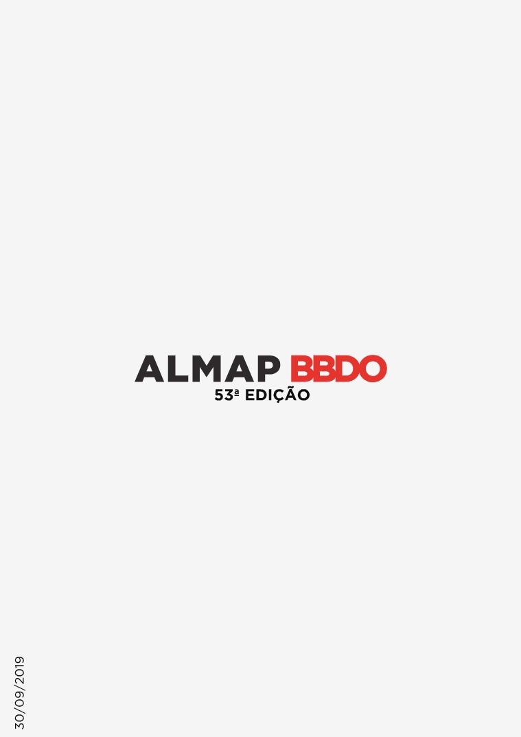 ALMAP 15 EDIÇÕES Almap 15 – edição 53