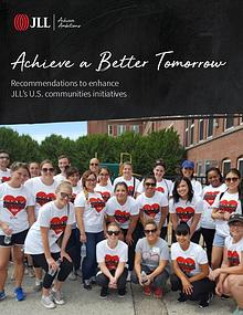 JLL Building a Better Tomorrow - U.S. Recommendation