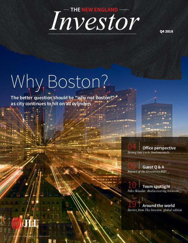The New England Investor Issue 06