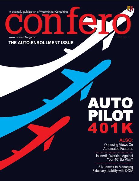 Confero Summer 2014: Issue 7