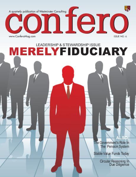 Confero Spring 2014: Issue 6