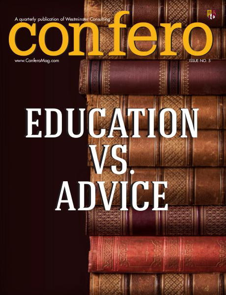 Confero Winter 2014: Issue 5