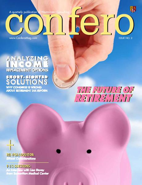 Confero Spring 2013: Issue 2