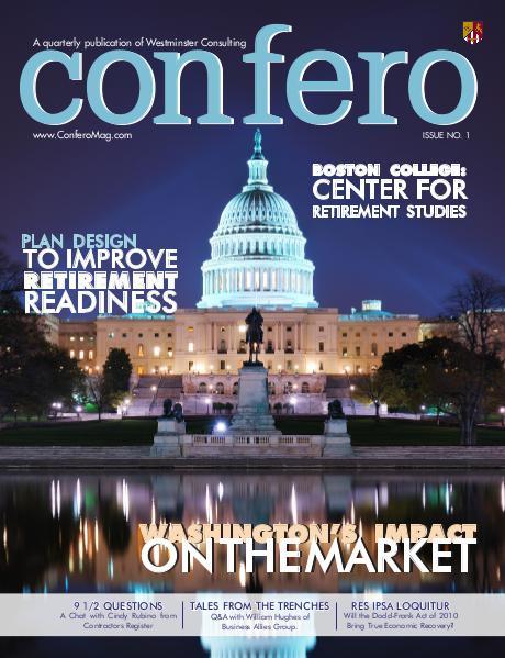 Winter 2013: Issue 1